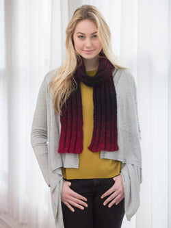 One Ball Knit Scarfie (Knit)