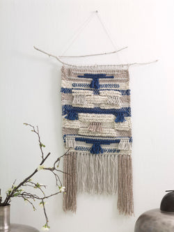 Loom Woven Natural Instincts Hanging (Weave)