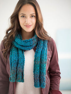 Simple Knit Scarf