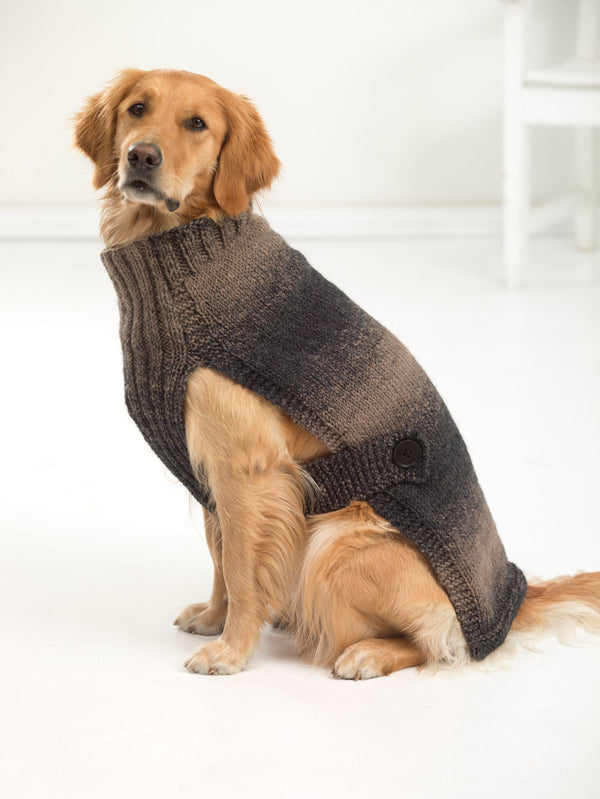 Hunter's Urban Dog Sweater (Knit)