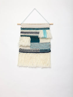 Clear Skies Wall Hanging (Loom/Weave)