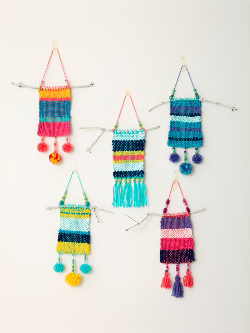 Natural Instincts Wall Hangings (Loom/Weave)