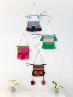 Four Seasons Wall Hangings (Loom/Weave)