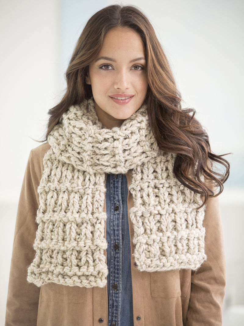 High Plains Scarf (Knit)