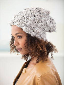 Textured Hat (Crochet)