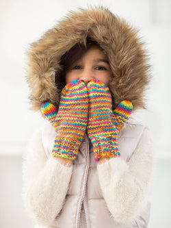 Mittens for Everyone (Knit)
