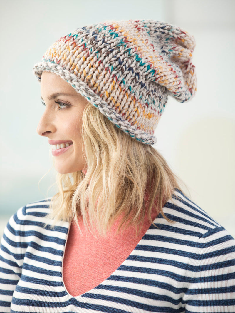 Simple Hat (Knit)