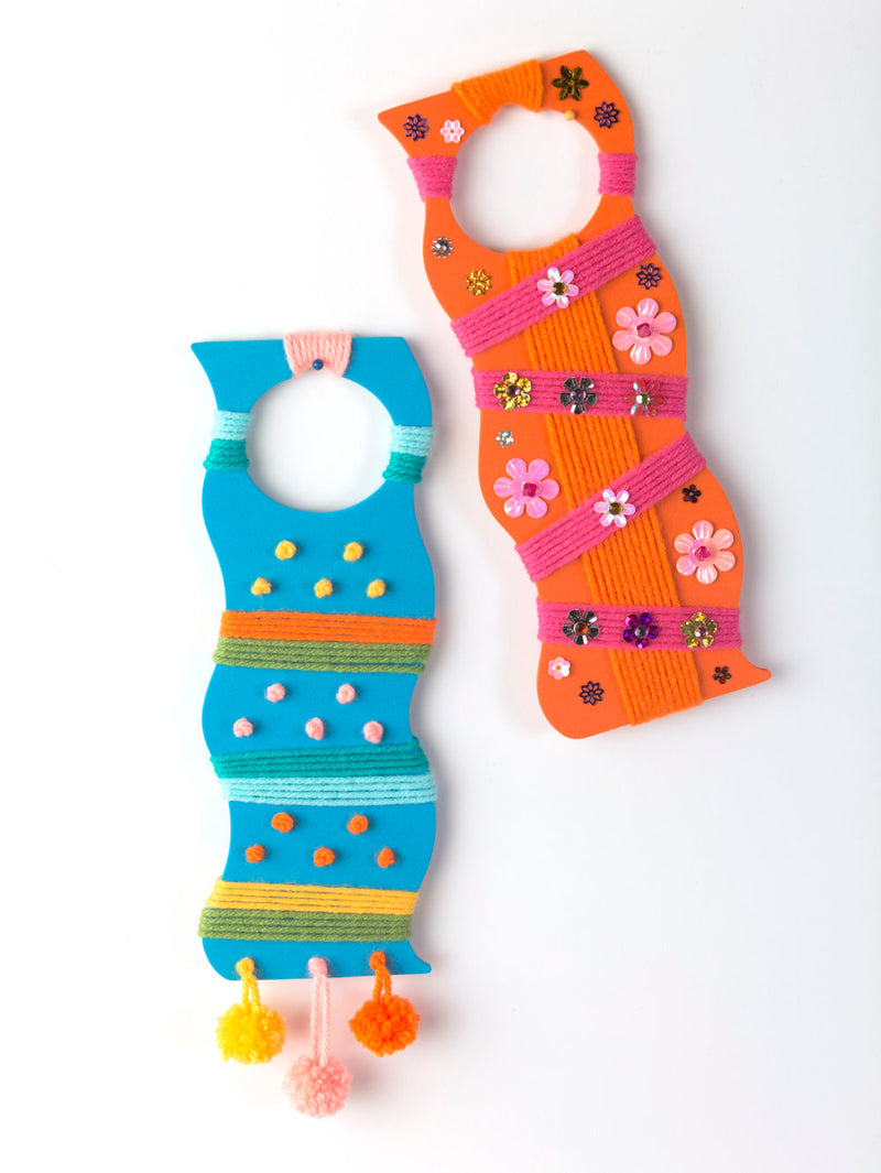 Doorknob Hangers (Crafts)