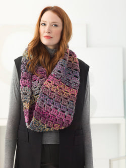 City Block Cowl (Crochet)