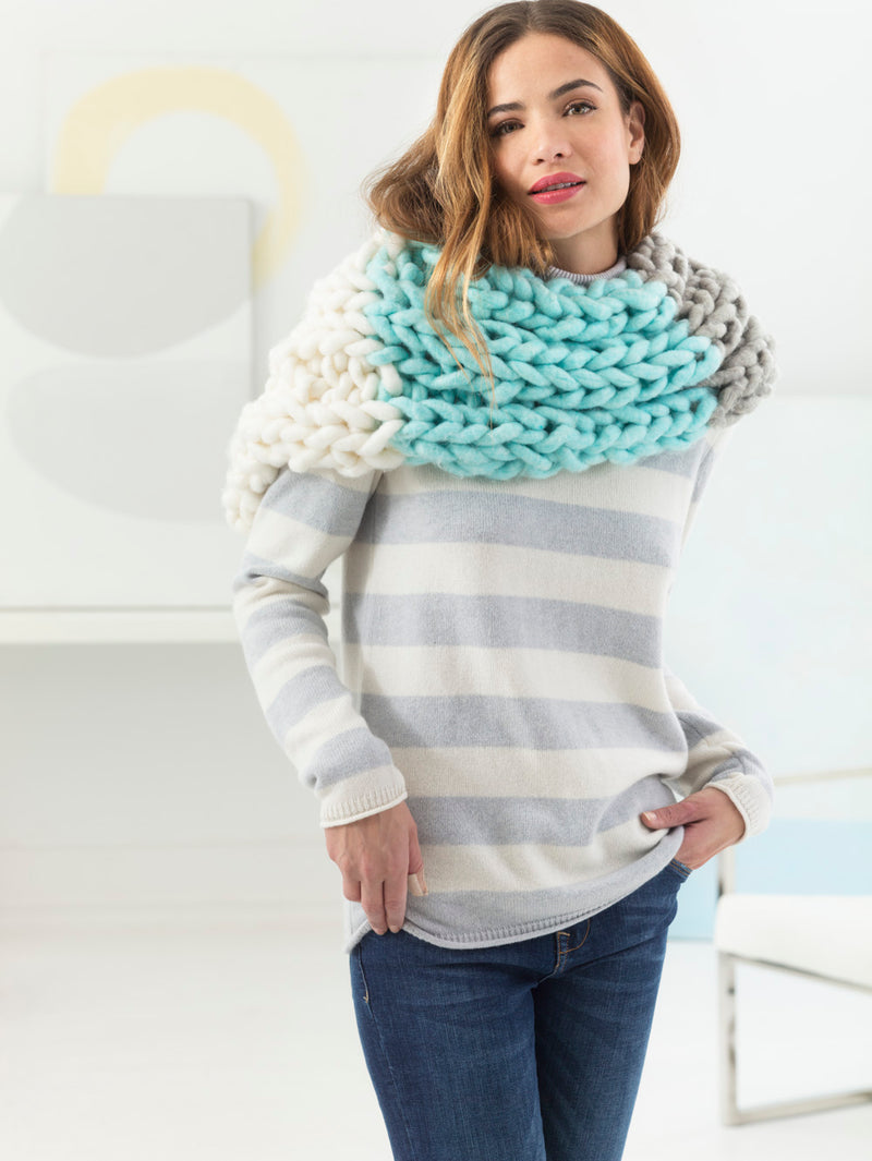 Big Cozy Cowl (Knit)