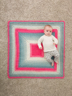 Whitby Baby Blanket (Crochet)