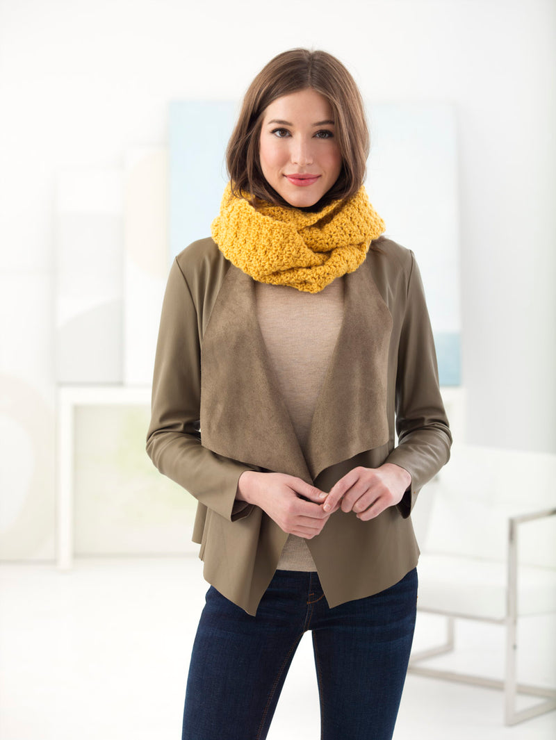 Cottonwood Cowl (Crochet)