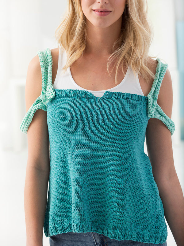 Bel Aire Top (Knit)