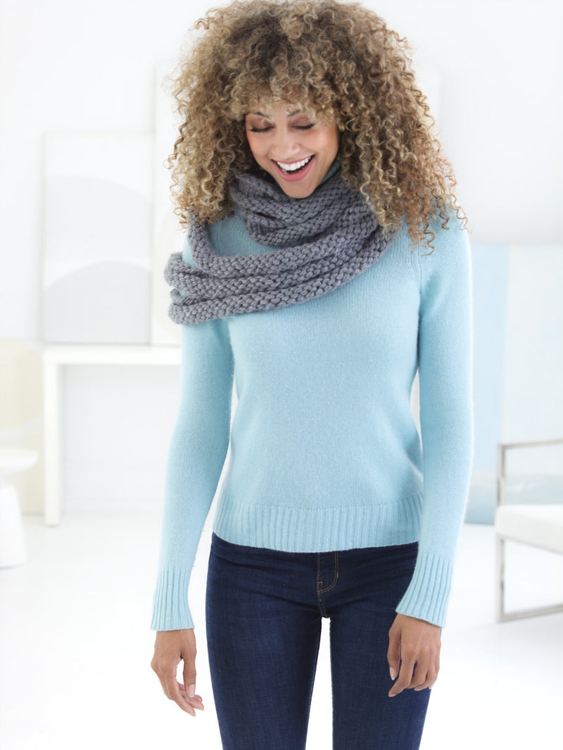 Shelter Island Cowl (Knit)