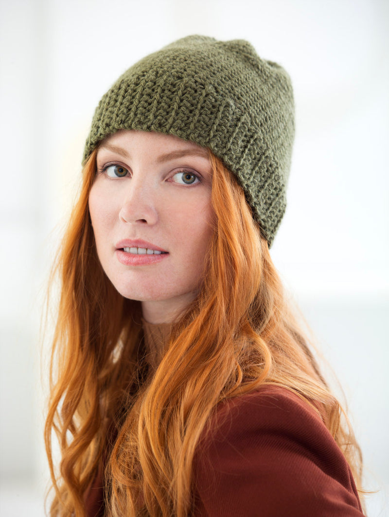Iconic Cap (Crochet)