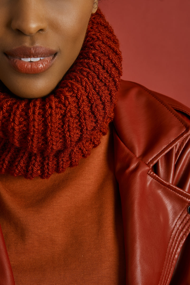 Howell Cowl (Knit)