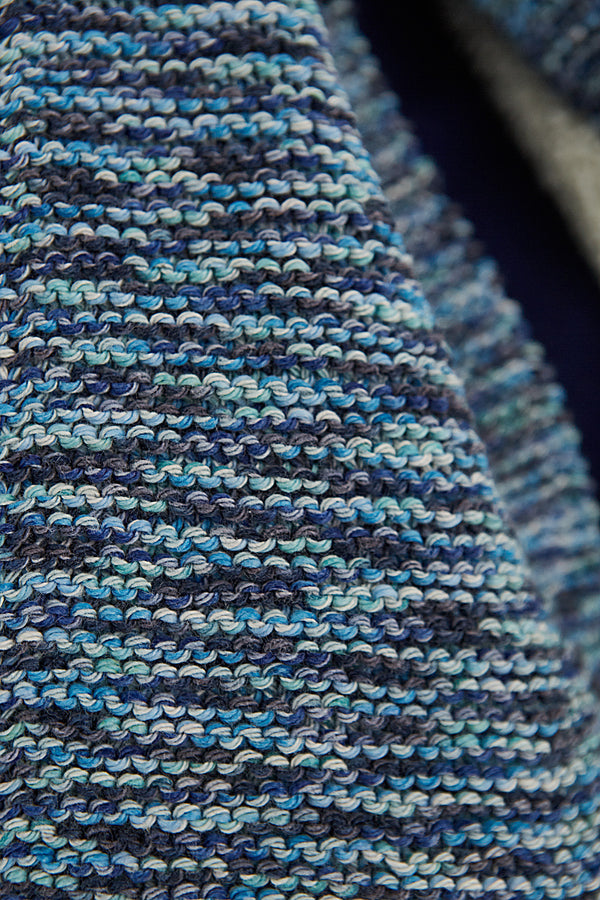 Garter Stitch Scarf (Knit)
