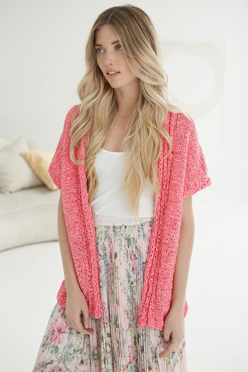 Breezy Cardigan (Knit)