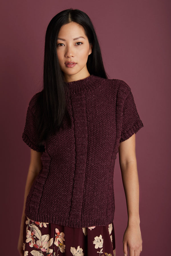 Textured Top (Knit)