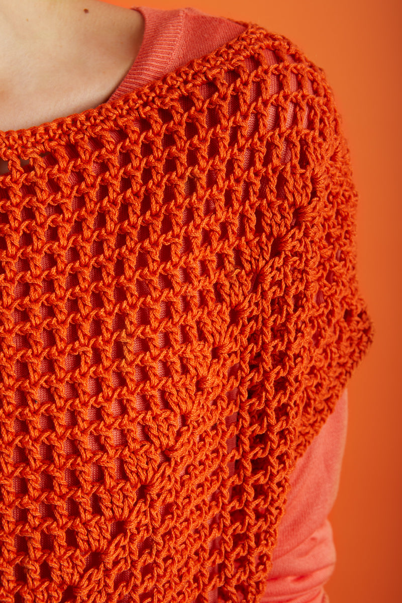 Counterpoint Top (Crochet)