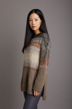 Misty Shaded Tunic (Knit)