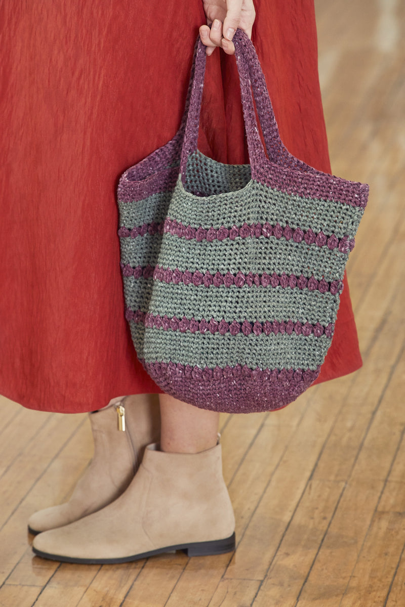 Siesta Key Bag (Crochet)