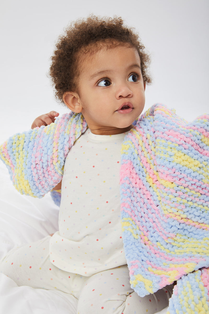 Riley Baby Afghan (Knit)