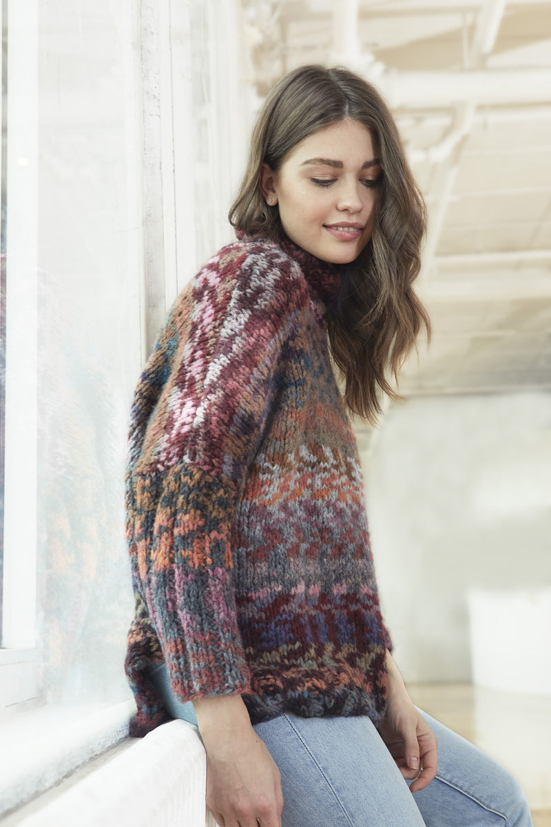 Saturday Morning Pullover (Knit)