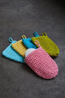 Soap Sack (Crochet)