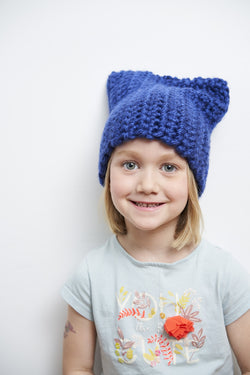 Anti Bullying Crochet Hat (Crochet)
