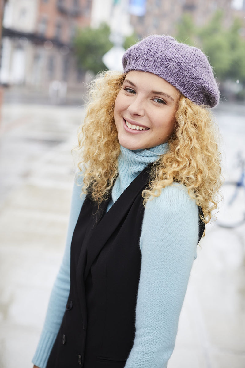 Brooklyn Beret (Knit)