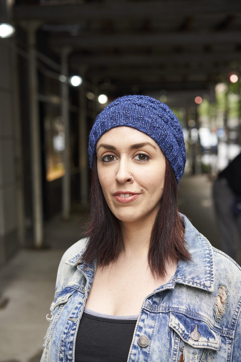 Tula Slouch Hat (Knit)