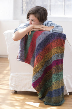 Otis Avenue Throw (Knit)