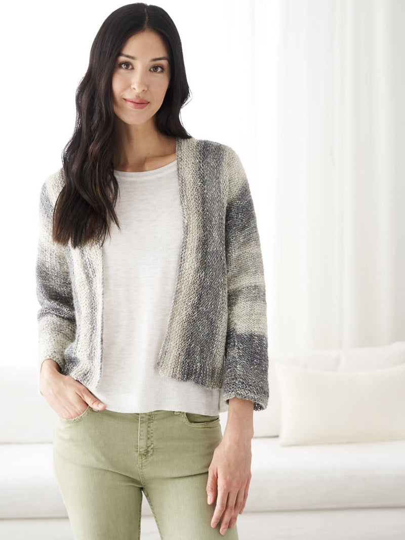Light 'N Easy Cardigan (Knit)
