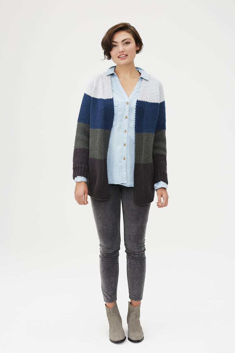 Somerdale Cardigan (Knit)