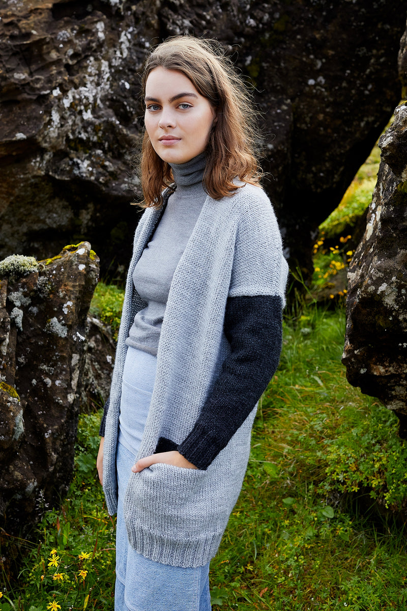 Freya Cardigan (Knit)