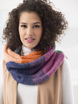 Sterling Place Cowl (Knit)