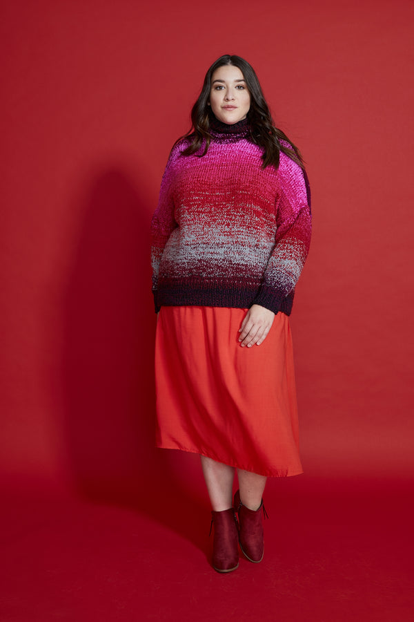 Gradient Pullover (Knit)
