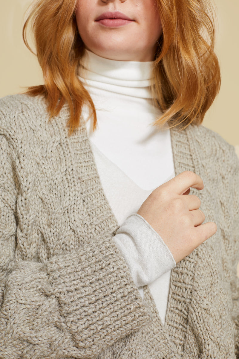 Dotsdale Cardigan (Knit)