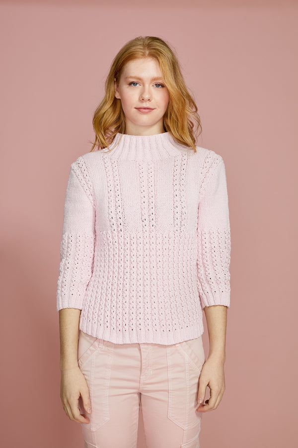 Soft Sweet Turtleneck (Knit)