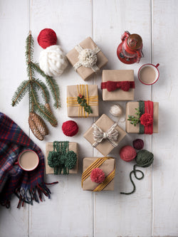 Holiday Wrappings (Knit)
