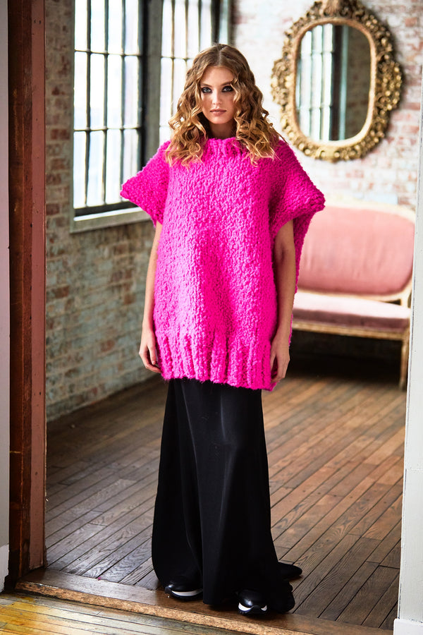 Statement Tunic (Knit)