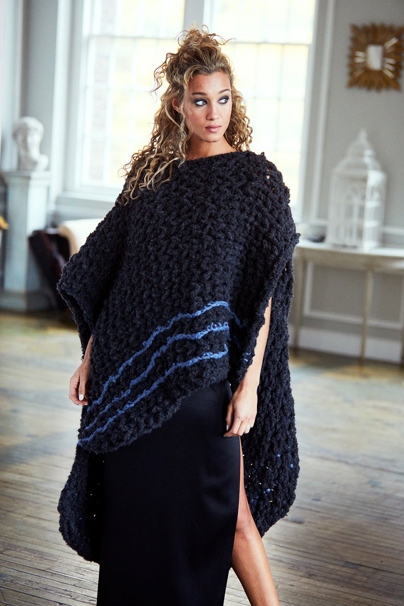 Issy Wrap (Knit)