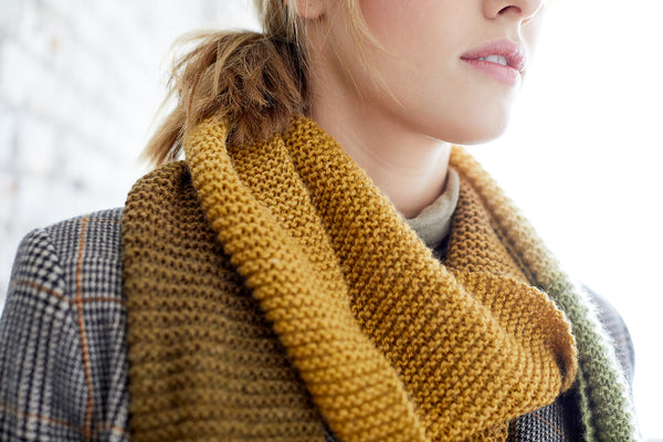 Woodruff Scarf (Knit)
