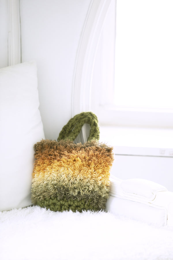 Chrissie Crochet Bag (Crochet)