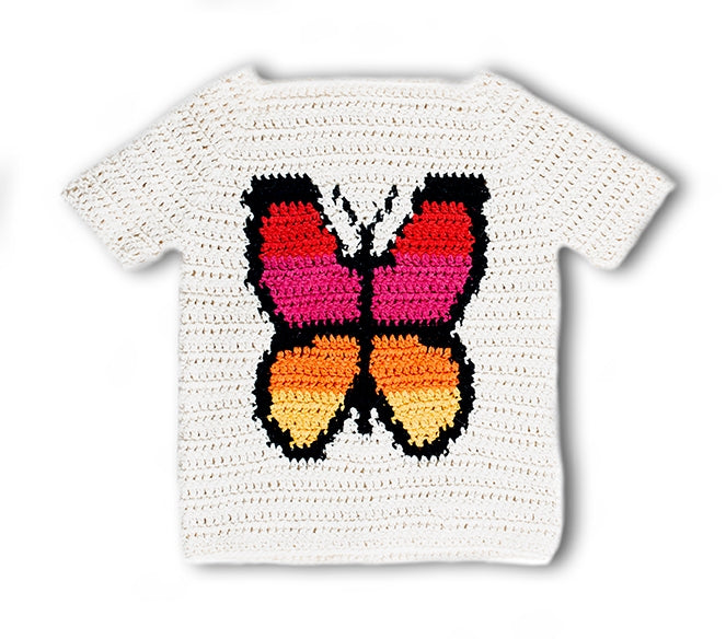 Crochet Kit - Havemeyer Butterfly Sweater