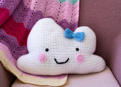 Cloud Pillow (Crochet)
