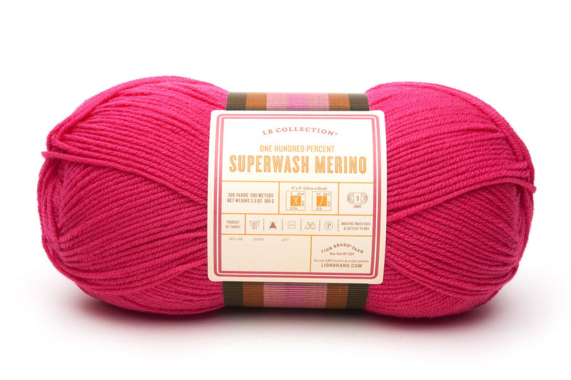 Color Palette - LB Collection® Superwash Merino Yarn - Summer Bloom