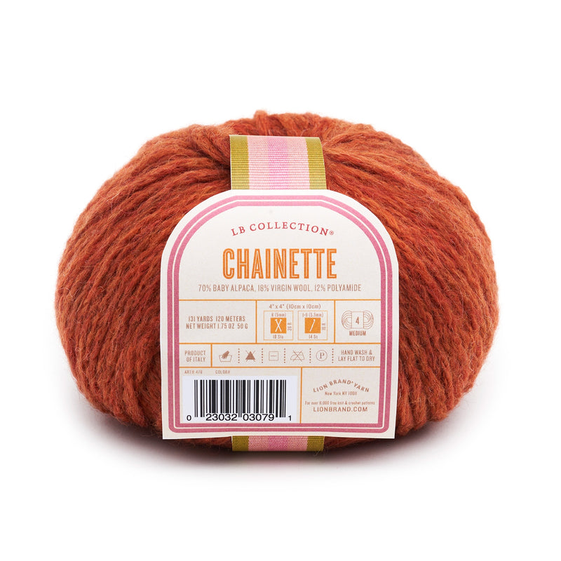 LB Collection® Chainette Yarn