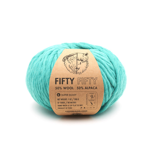 LB Collection® Fifty Fifty Yarn
